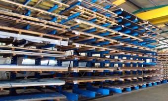 Rack-Clad Warehouses